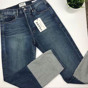 FRAME DENIM  Le Original Straight Leg Jeans